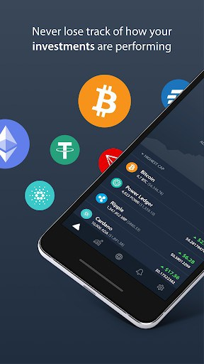 best cryptocurrency portfolio tracker android