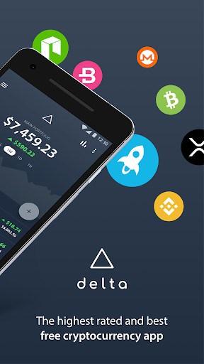 Delta - Bitcoin & Cryptocurrency Portfolio Tracker APK