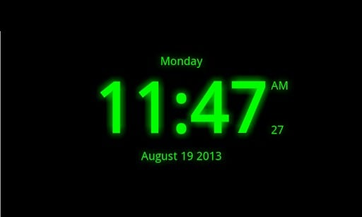 Digital Clock Live Wallpaper 7 Free Download Apk Download
