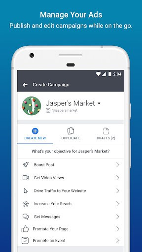 Essential Guide for Facebook Ads Manager | APK Download for