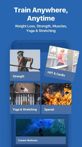 Full Body Workout Fitness app | APK Download for Android