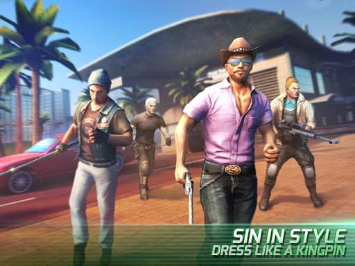 Gangstar Vegas - mafia game for android | APK Download for Android