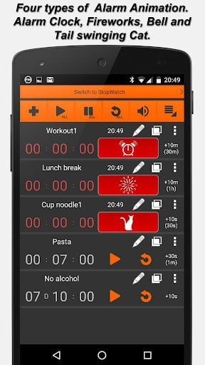 Multi Timer Free for android | APK Download for Android