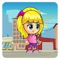 Download Pink Girl City Runner APK  For Android