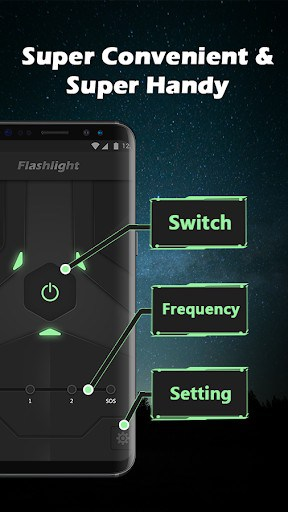 Super Bright LED Flashlight for android | APK Download for Android