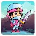 White Girl Ninja