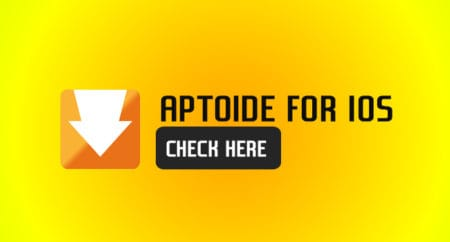Apk Apps Aptoide App for iPhone