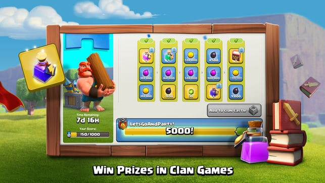Clash of Clans App for iPhone-2