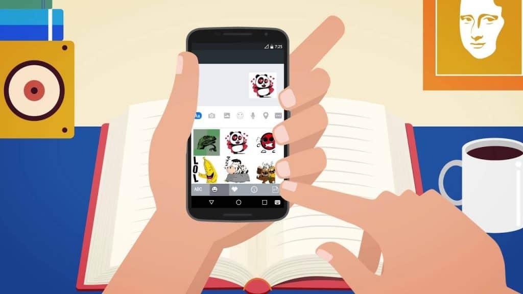 Kika Emoji Keyboard App for iPhone-iOS