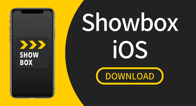 Showbox App for iPhone