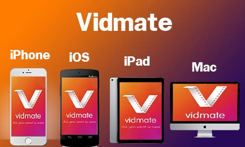VidMate for iPhone devices