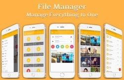 Apk Apps File Manager 1.8 Screenshot 4