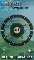 Apk Apps Gyro Compass-app voor Android: True North Direction 2.0 Screenshot 14