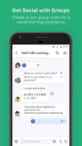 HelloTalk-Learn Languages Free   APK Download for Android