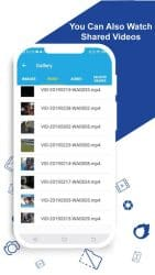 Apk Apps Hide - Blue Ticks ou Vu pour la dernière fois, Photos et vidéos 7.4 Screenshot 6