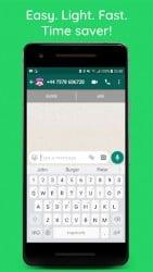 Apk-apps Direct klikken om te chatten 1.1.4 Screenshot 3