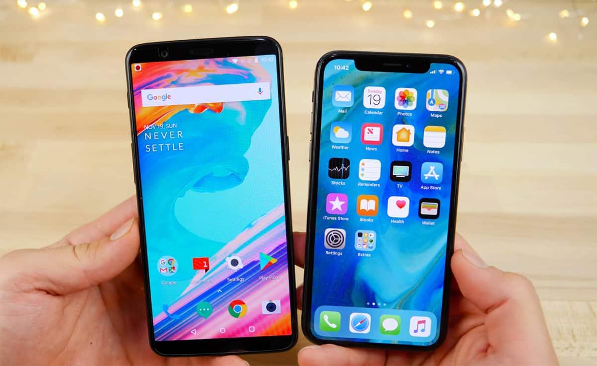 nou telefon Android