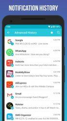 APK تاريخ سجل إعلام تطبيقات 9.3.1 لقطة الشاشة