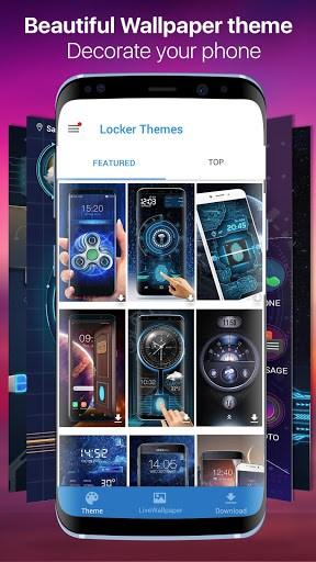 Password Fingerprint App Lock Screen for Prank | APK