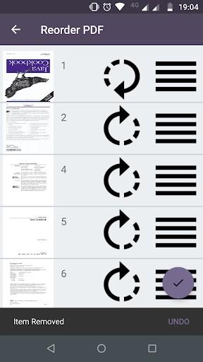 PDF Utils: Merge, Reorder, Split, Extract & Delete | APK