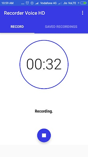 Recorder Voice HD APK for android   APK Download For Android