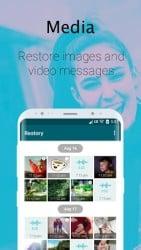 apk Apps ကပ: - 1.3.0 Screenshot 2 ပယ်ဖျက်ခဲ့တဲ့မက်ဆေ့ခ်ျများဖော်ပြ