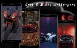 Apk-apps: WallPixel - 4K HD & AMOLED achtergronden 2.69 Screenshot 4