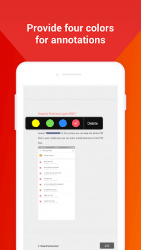 Apk Apps WPS PDF- lite PDF Reader, Viewer & Editor Free 1.5 Screenshot 7