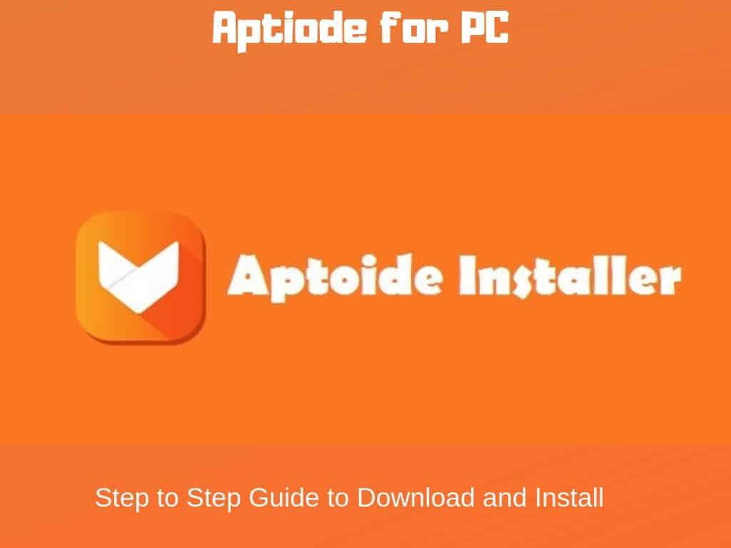 Aptiode على جهاز الكمبيوتر