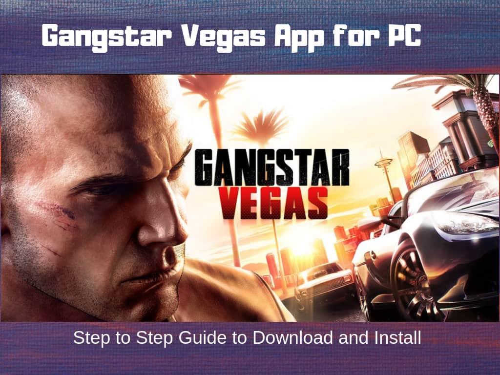 Gangstar Vegas للكمبيوتر