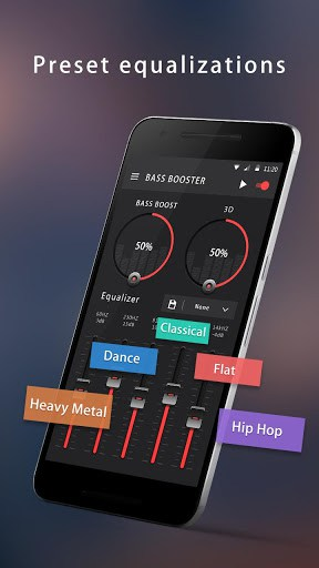 Bass Booster & Equalizer | APK Download For Android