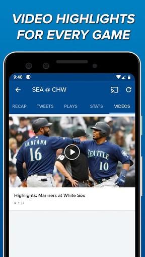 CBS Sports App - Scores, News, Stats & Watch Live | APK