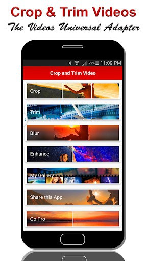 Crop & Trim Video | APK Download For Android