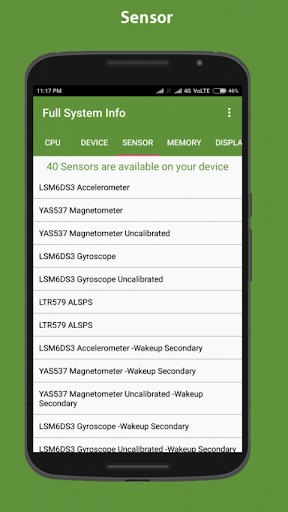 Full system info | APK Download For Android
