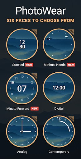 Photo Wear Watch Face (for Wear OS) | APK Download For Android
