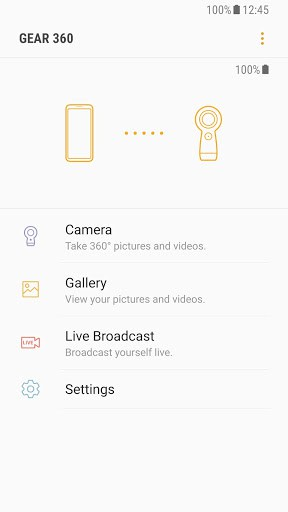 Samsung Gear 360 (New) | APK Download For Android