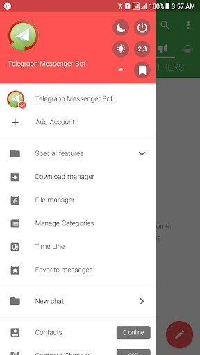 Telegraph Messenger   APK Download For Android