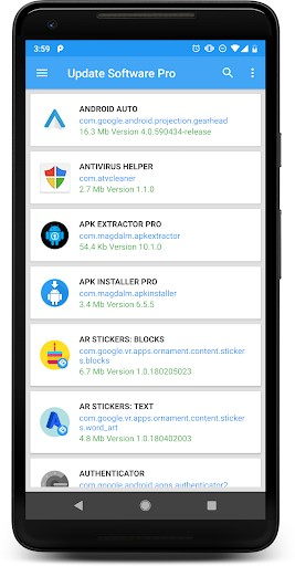 UPDATE SOFTWARE PRO | APK Download For Android