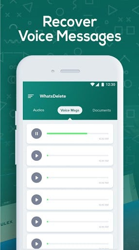 WhatsDelete: View Deleted messages & status saver | APK