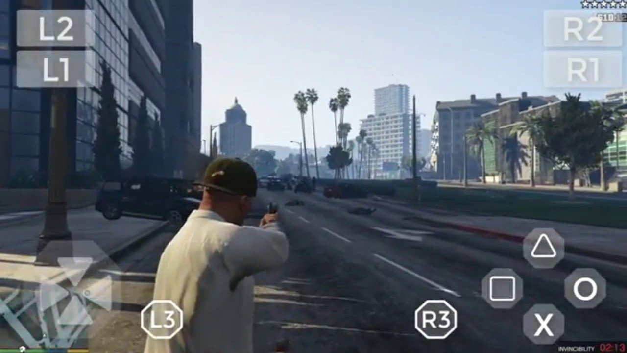 GTA 5 APK - Grand Theft Auto | APK Download For Android