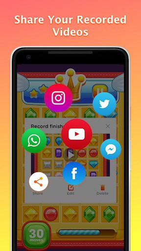 Screen Recorder & Music, Video Editor, Record Free | APK