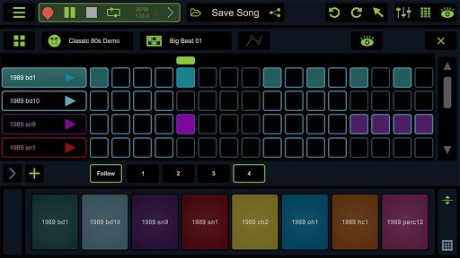 Stagelight: Audio and MIDI DAW | APK Download For Android