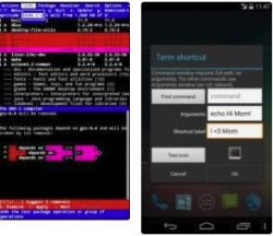 How to use terminal emulator for android | Terminal Emulator