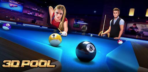 3D Pool Ball App for android
