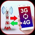 3G 4G Converter & VoLte Checker