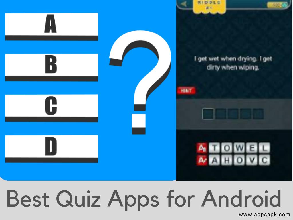 Le migliori app Quiz per Android