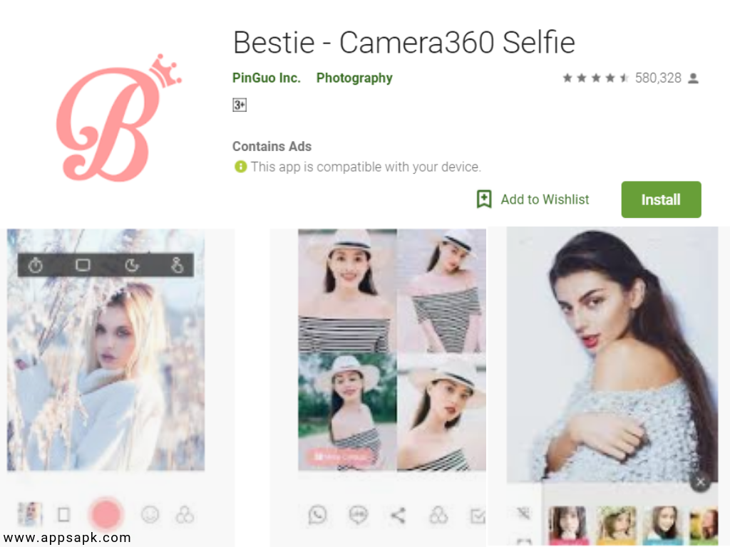 Bestie App for android