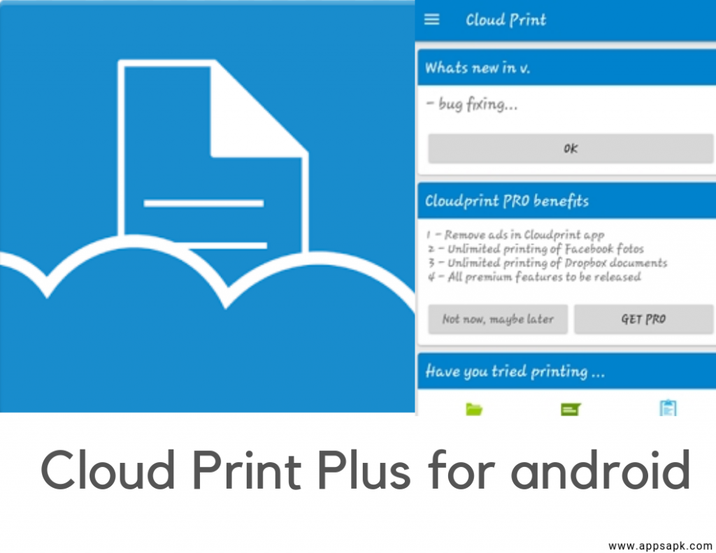 Cloud Print Plus for android