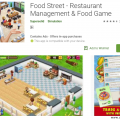 The Best Restaurant Games Apps You Must Have on your Android Phone