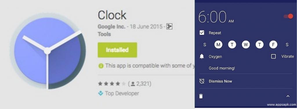 best Alarm Clock apps and widgets